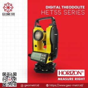 Digital Theodolite Horizon HET55 Series
