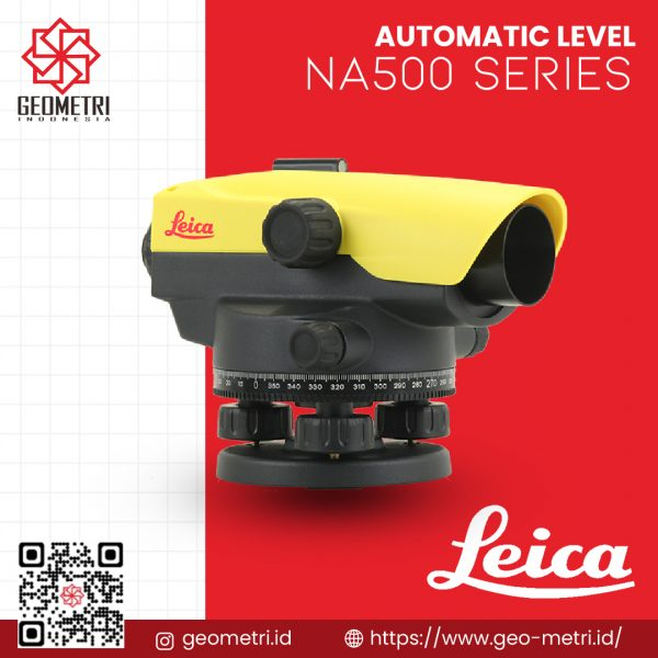 Automatic Level Leica NA500 Series