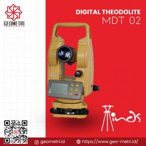 Digital Theodolite Minds MDT 02