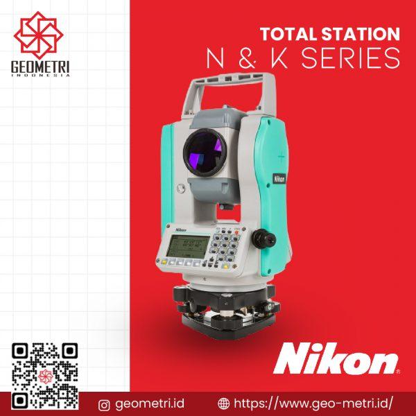 Total Station Nikon Nivo N & K Series