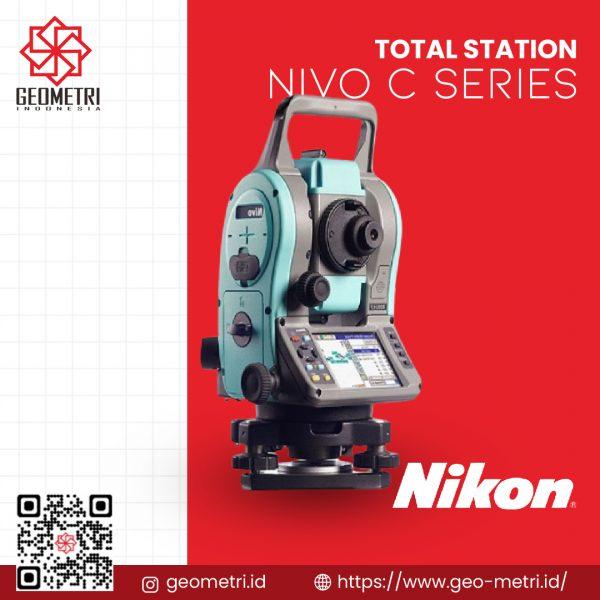 Total Station Nikon Nivo C Series