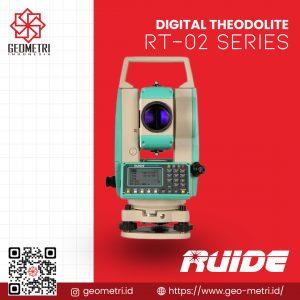 Digital Theodolite Ruide RT-02 Series