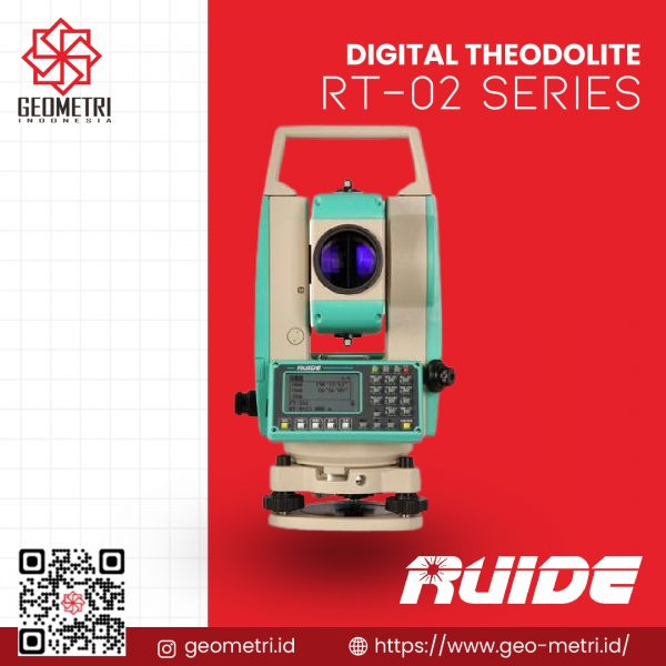 Digital Theodolite Ruide RT-02