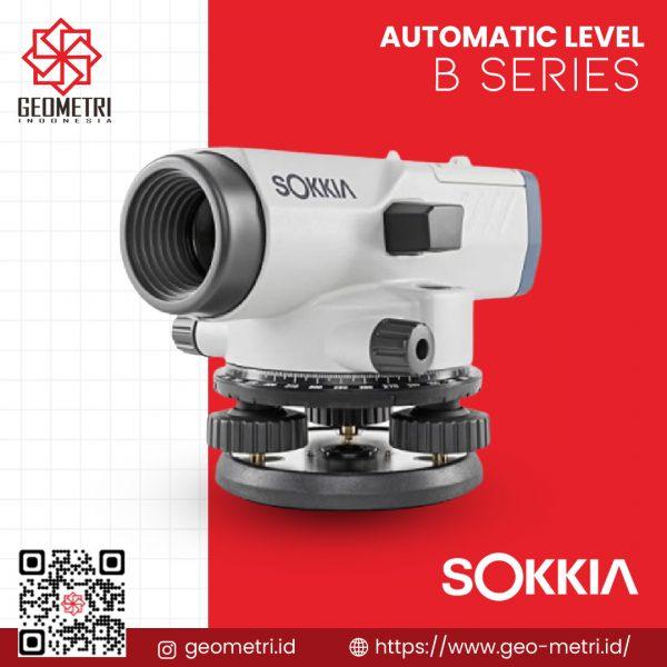 Automatic Level Sokkia B Series