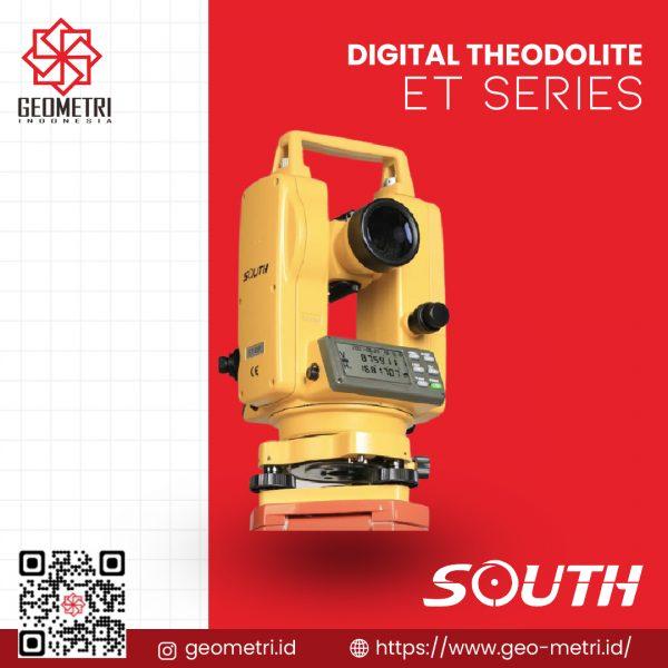 Digital Theodolite South ET Series