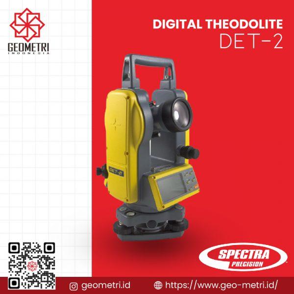 Digital Theodolite Spectra DET-2