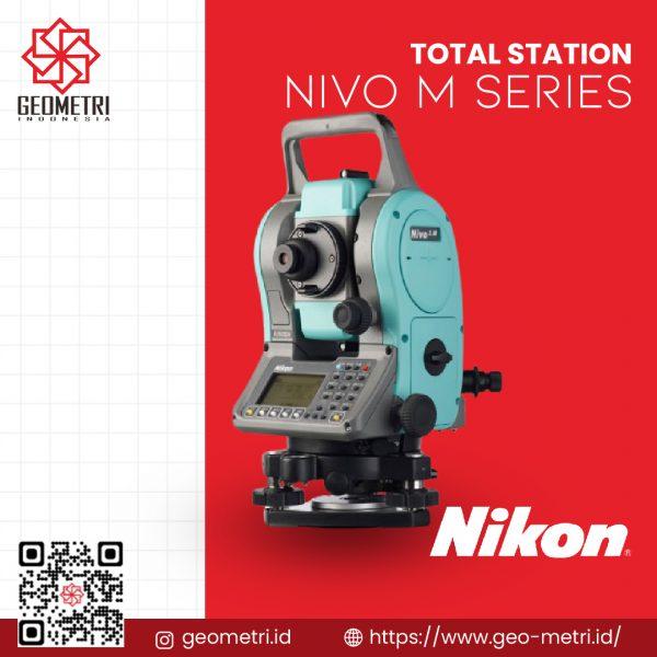 Total Station Nikon Nivo M Series