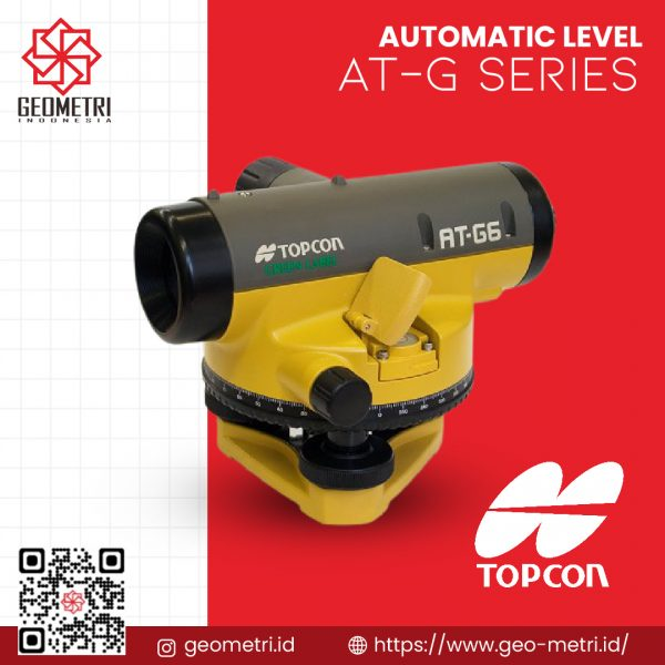 Automatic Level Topcon AT-G Series