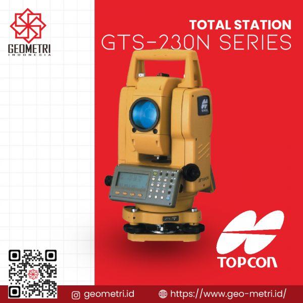 Total Station Topcon GTS-230N Series
