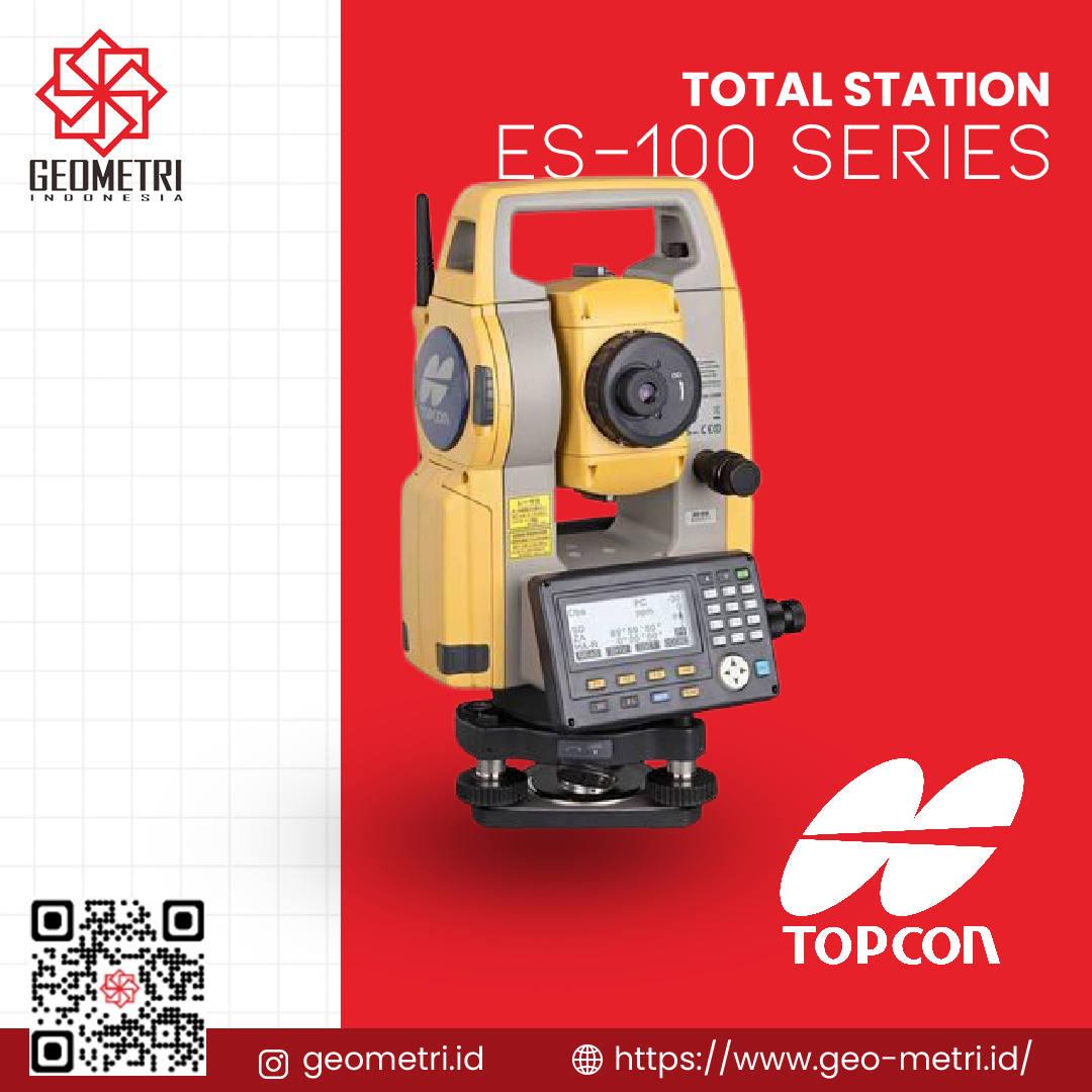 Total Station Topcon ES Series