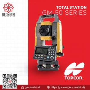 Total Station Topcon GM 50 Series