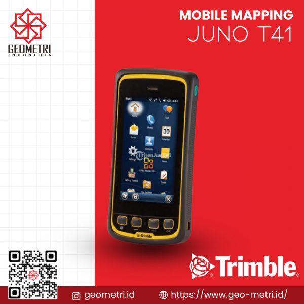 Mobile Mapping Trimble Juno T41