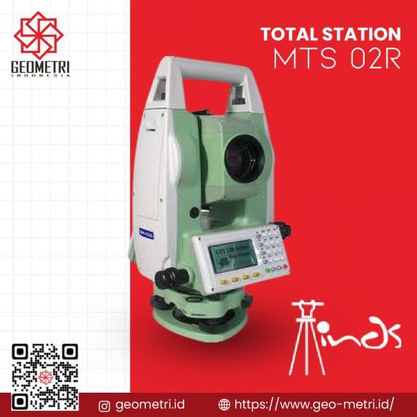 Total Station Minds MTS 02R