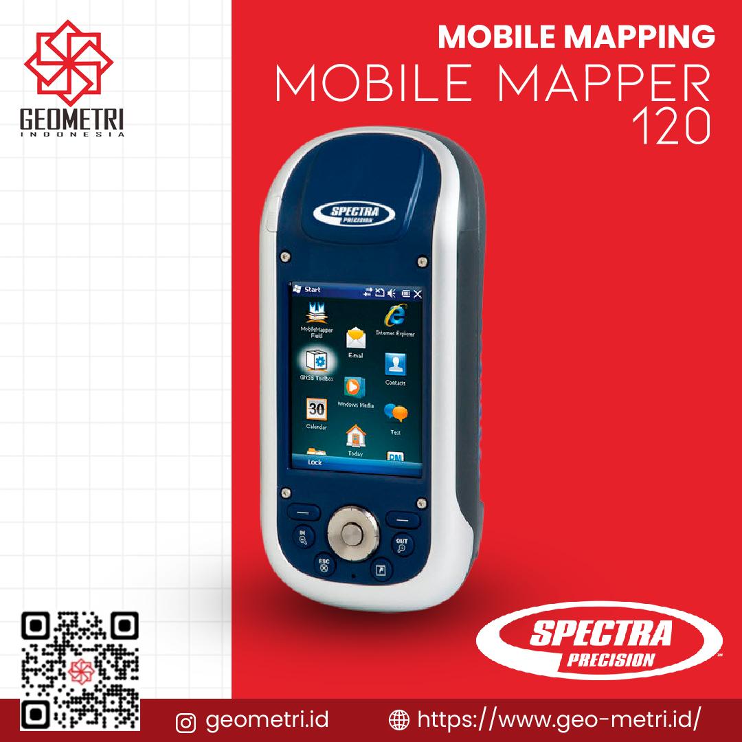 Mobile Mapper 120