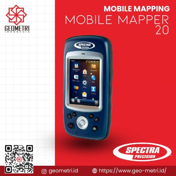 Spectra Mobile Mapper 20
