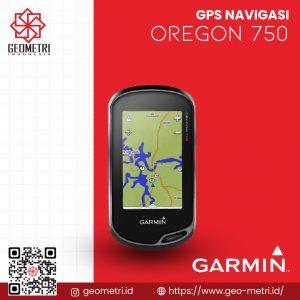 GPS Navigasi Garmin Oregon 750