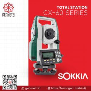 Total Station Sokkia CX-60 Series