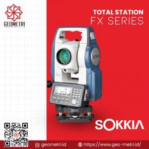 Total Station Sokkia FX Series