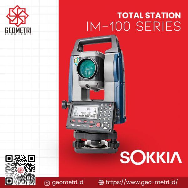 Total Station Sokkia IM-100 Series