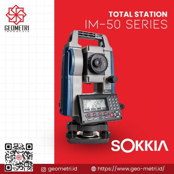 Total Station Sokkia IM-50 Series