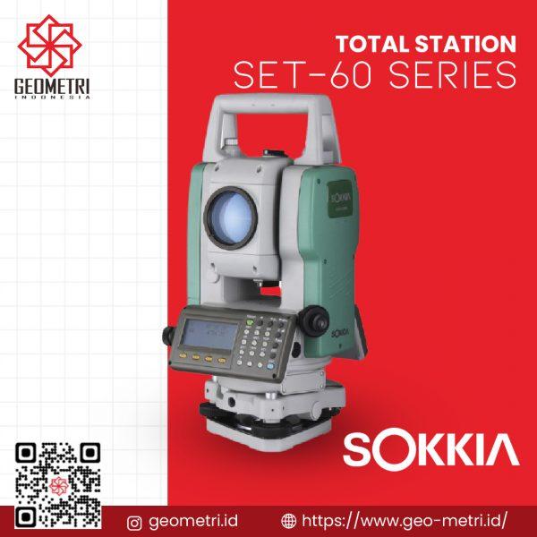 Total Station Sokkia SET-60