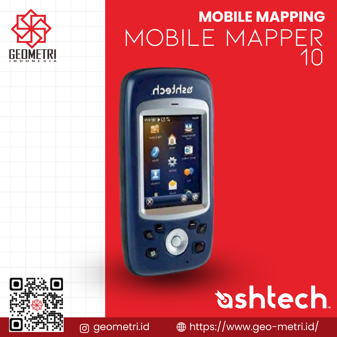 ashtech Mobile Mapper 10