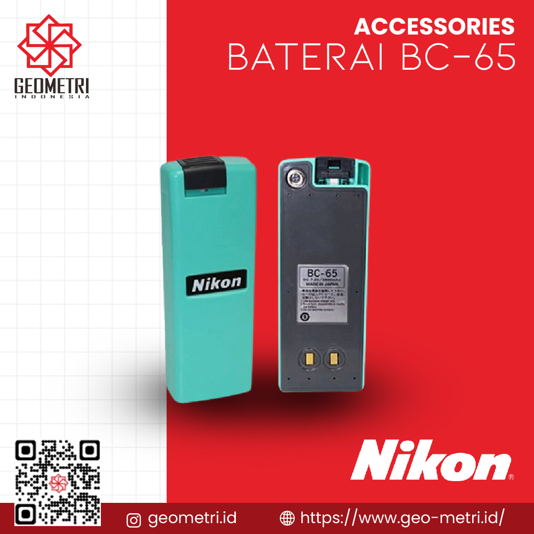 Baterai Nikon BC65