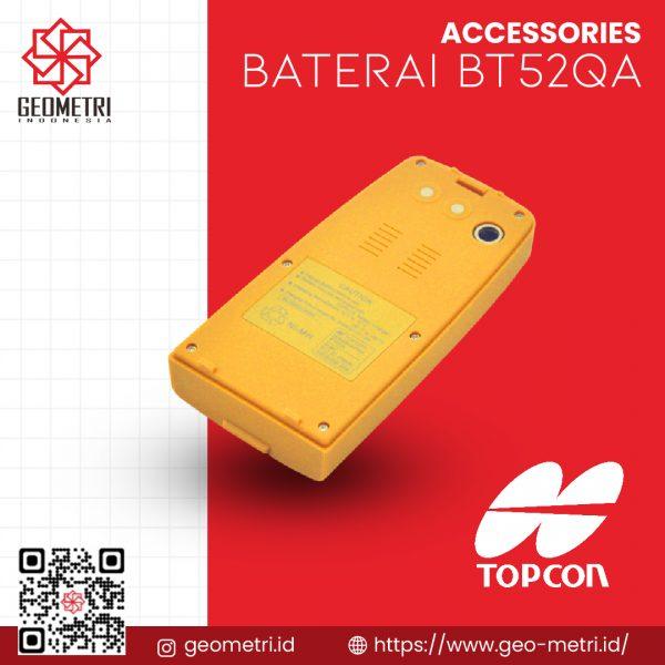 Baterai Topcon BT52QA