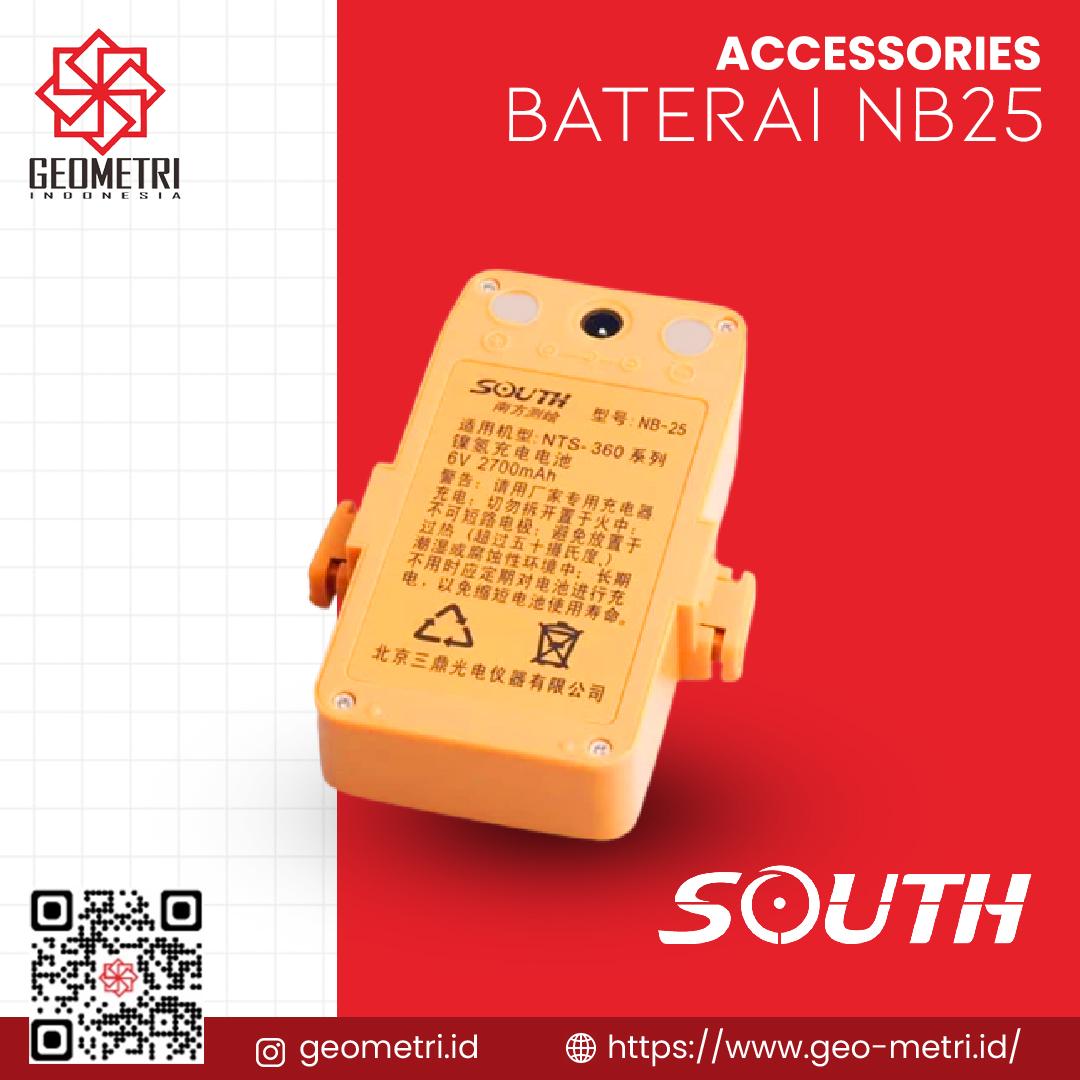 Baterai South NB25