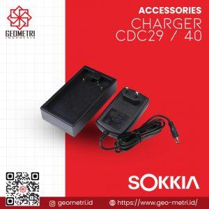 Baterai Sokkia CDC29-40