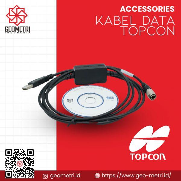 Kabel Data Topcon