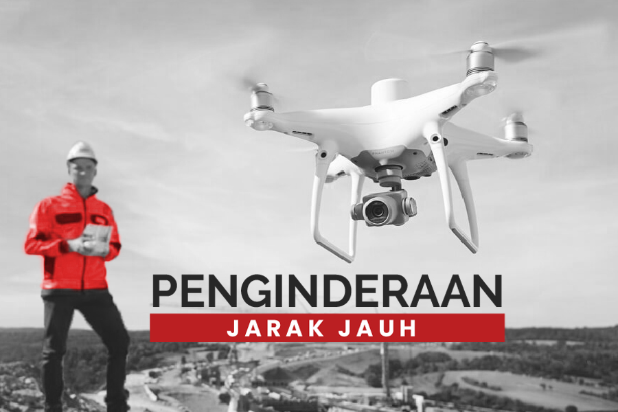 Read more about the article PENGINDRAAN JARAK JAUH