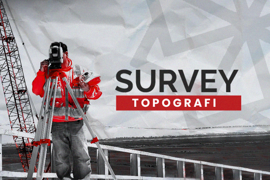 Read more about the article SURVEY TOPOGRAFI